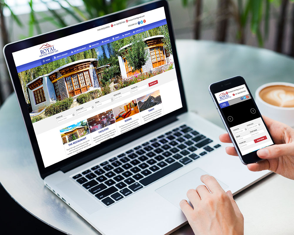 Hotel Reservation System India, Online Hotel Booking